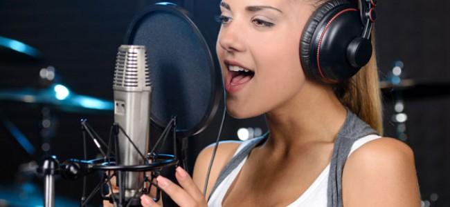 a singing program