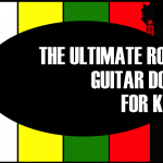 The Ultimate Rock Guitar Dojo For Kids
