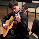Mischa Yolleck Classical Guitar Studio